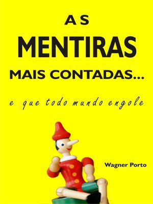 cover image of As mentiras mais contadas